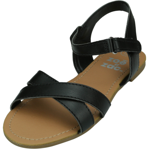 Zoe And Zac Girl's Avery Ankle-High Sandal