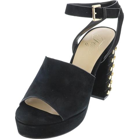 Fergie Women's Jolie Ankle-High Leather Heel