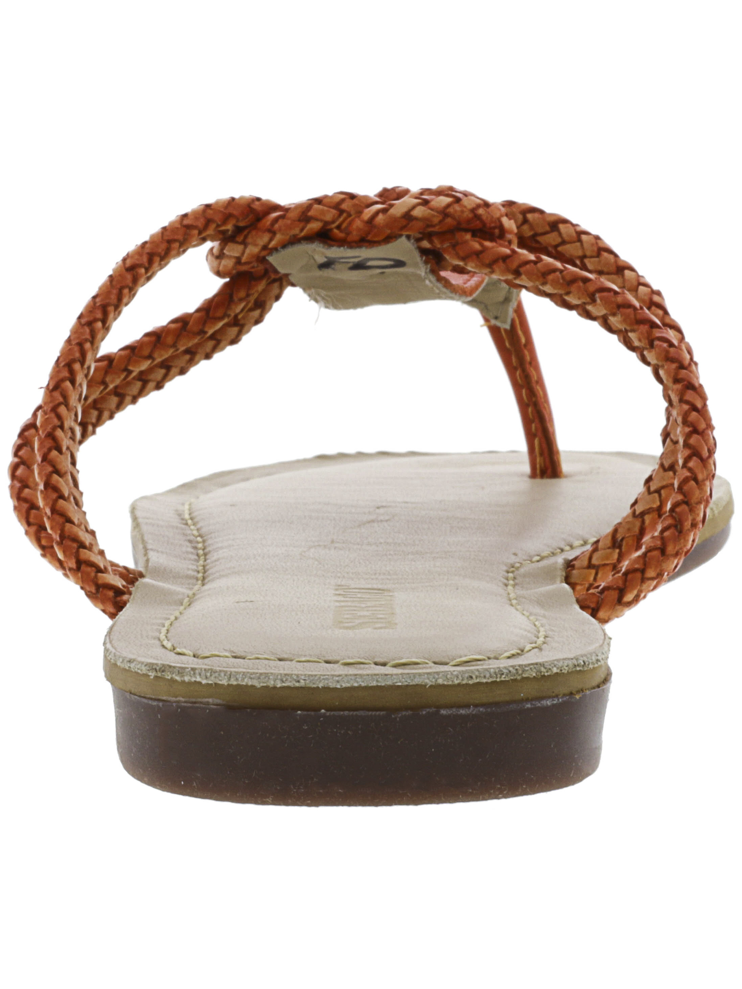 Sebago Sebago Sebago Women's Poole Knot Leather Sandal 4b58df