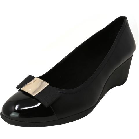 Bandolino Women's Lerocco Ankle-High Wedged Sandal