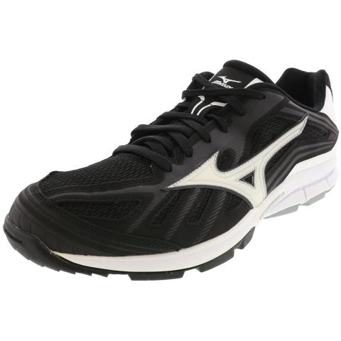 Mizuno Men's Players Trainer Mx Ankle-High Fabric Baseball Shoe