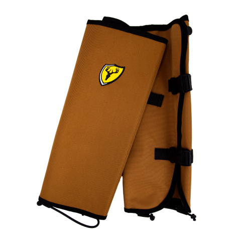 ScentBlocker Snake Gaiters, Polyester Leg Protection, Adjustable Buckle