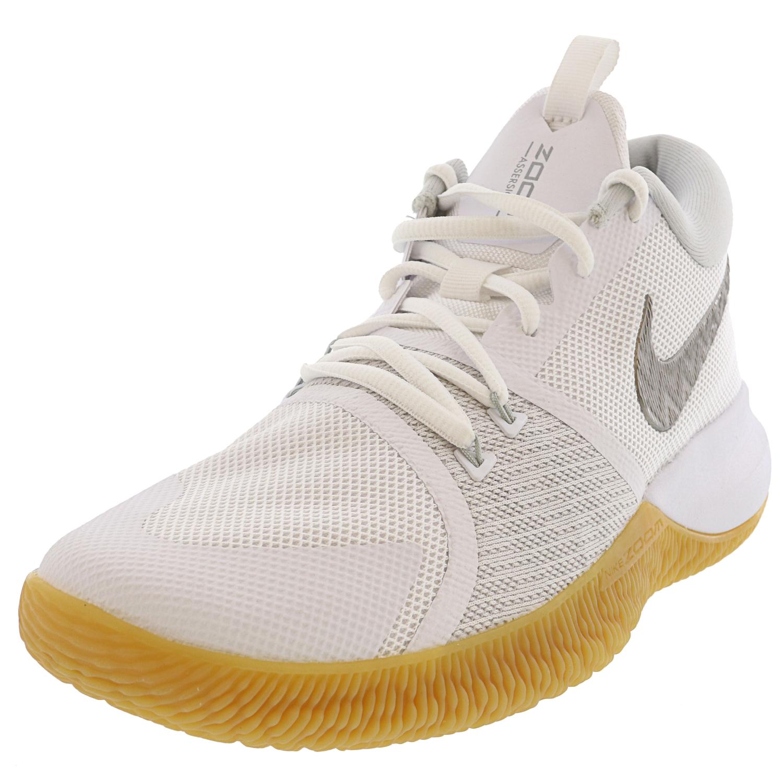 Nike Zoom Assersion White / Chrome Gum