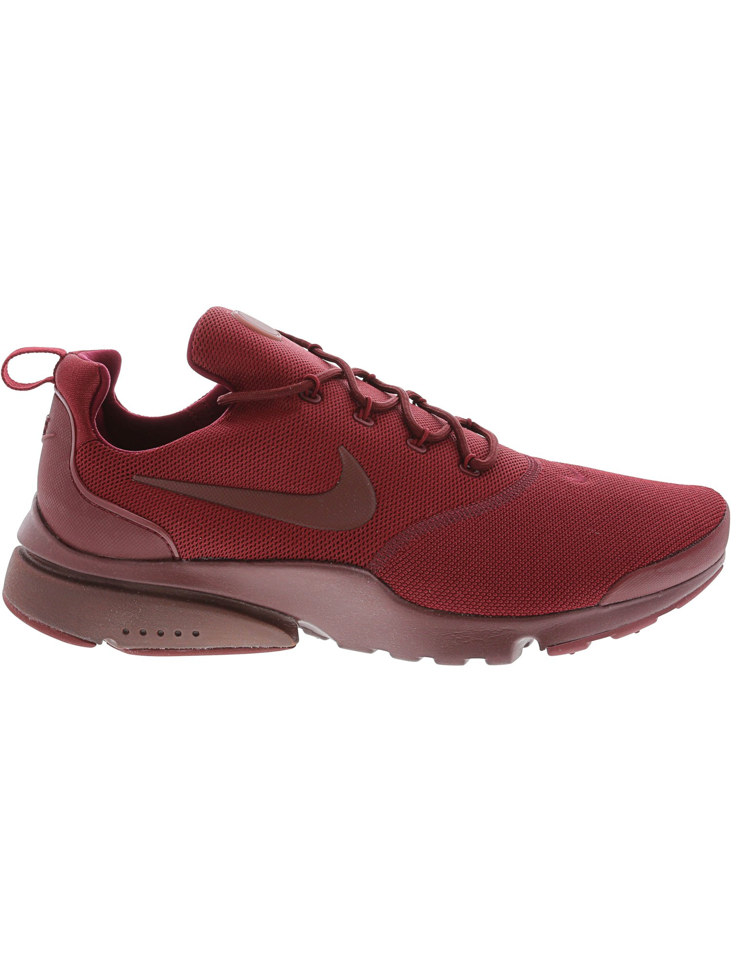 d203156b4555a Nike Men s Presto Fly Ankle-High Mesh Running Shoe