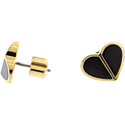 Kate Spade Women's Heritage Small Heart Studs Earrings