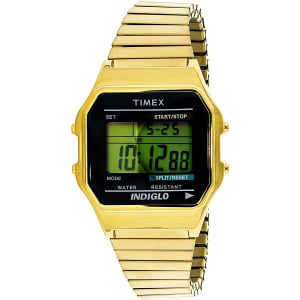 Timex Men's Classic's T78677 Gold Stainless-Steel Quartz Watch