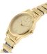 Pulsar Women's PRS504X Gold Stainless-Steel Quartz Watch - Side Image Swatch