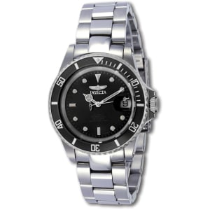 Invicta Men's Pro Diver 9937OB Black Stainless-Steel Swiss Automatic Watch