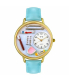 Whimsical Watches Unisex Dental Gold Watch G0620001 - Main Image Swatch