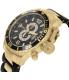 Invicta Men's Corduba/Diver 4900 Black Stainless-Steel Swiss Quartz Watch - Side Image Swatch