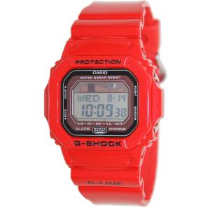 Casio Men's G-Shock GLX5600-4 Red Resin Quartz Watch
