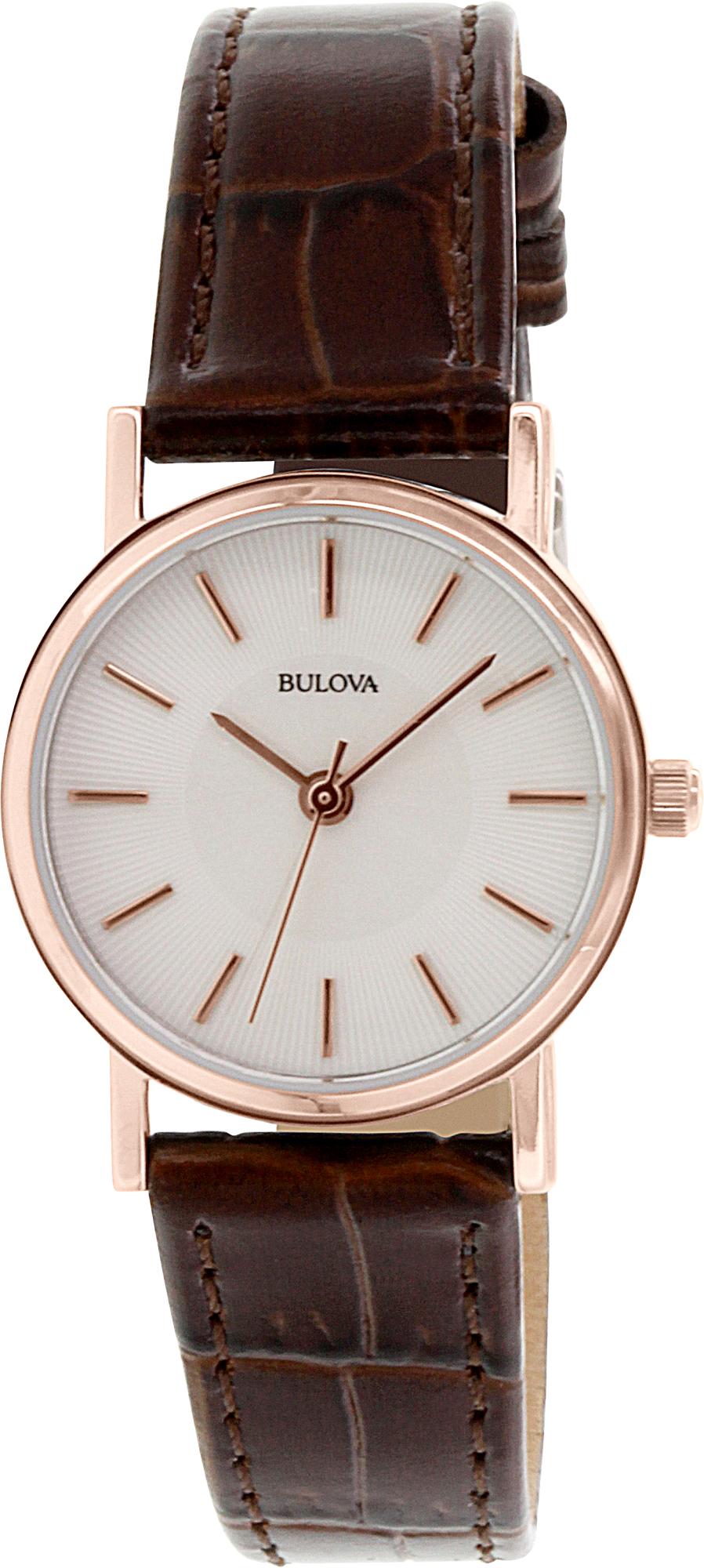 Bulova_Womens_Theroux_98V31_Brown_Leather_Quartz_Dress_Watch