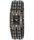 Bulova Men's Diamond 98D004 Black Two-tone Stainless-Steel Quartz Watch - Main Image Swatch