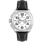 Technomarine Men's US Navy NAUT05 White Rubber Quartz Watch