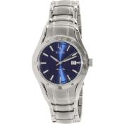 Bulova Men's Marine Star 96G92 Blue Stainless-Steel Quartz Watch