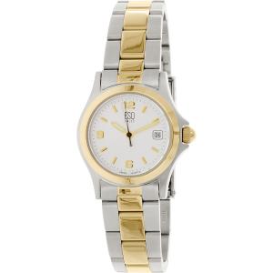 Esq Women's Classic Sport 07100487 Gold Stainless-Steel Swiss Quartz Watch