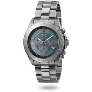 Invicta Men's Speedway II 4319 Black Stainless-Steel Chronograph Watch