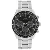 Guess Men's U12505G1 Black Stainless-Steel Quartz Watch