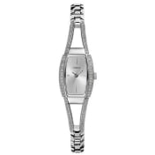 Guess Women's G85633L Silver Stainless-Steel Quartz Watch