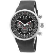 Nautica Men's Sport N13530G Black Resin Quartz Watch
