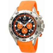 Nautica Men's Sport N14538G Black Resin Quartz Watch