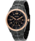 Fossil Men's Twist Black Dial Watch BQ9348 - Main Image Swatch