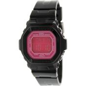 Casio Women's Baby-G BG5601-1 Pink Resin Quartz Watch