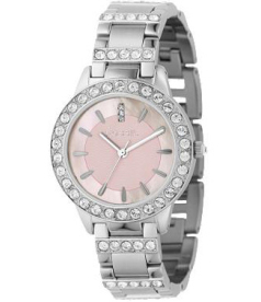 Fossil Women's Jesse ES2189 Pink Stainless-Steel Analog Quartz Watch