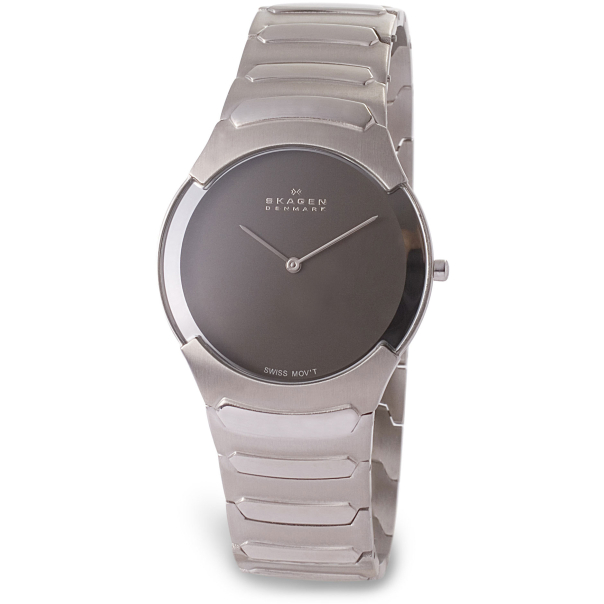 Skagen Men's Swiss in Charcoal Watch 582XLSXM - Main Image