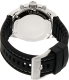 Fossil Men's Decker CH2573 Black Silicone Analog Quartz Watch - Back Image Swatch