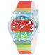 Swatch Women's Originals GS124 Multi Rubber Quartz Watch - Main Image Swatch