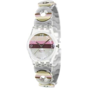 Swatch Women's Originals LK258G Multi Stainless-Steel Quartz Watch