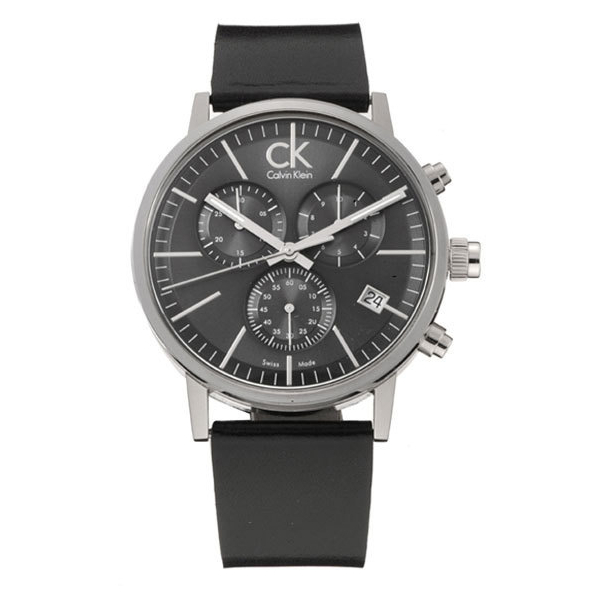 Calvin Klein Men's Post Minimal Watch K7627107 - Main Image