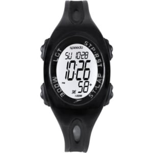 Speedo Women's SD50550 Digital Silicone Quartz Watch