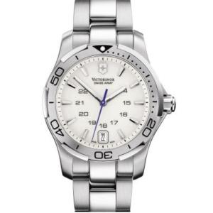 Victorinox Swiss Army Women's Alliance 241306 White Stainless-Steel Quartz Watch