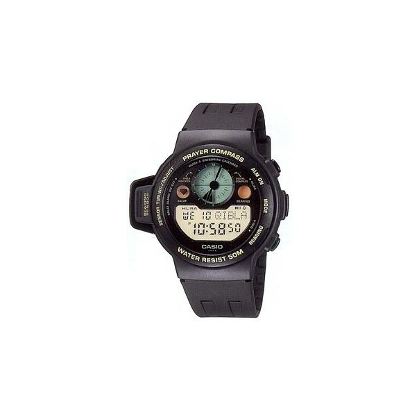 Casio Men's Prayer Compass Watch CPW310-1 - Main Image