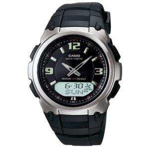 Casio Men's WVA109HA-1BV Black Resin Quartz Watch