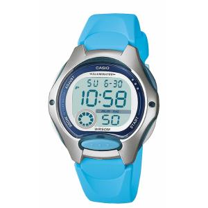 Casio Women's Core LW200-2BV Blue Resin Quartz Watch
