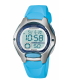 Casio Women's Core LW200-2BV Blue Resin Quartz Watch - Main Image Swatch