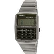 Casio Men's Core CA506-1 Black Metal Quartz Watch