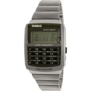 Casio Men's Core CA506-1 Silver Metal Quartz Watch