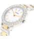 Fossil Women's Jesse ES2409 Silver Stainless-Steel Quartz Watch - Side Image Swatch