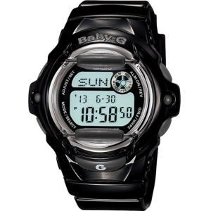Casio Women's Baby-G BG169R-1 Digital Resin Quartz Watch