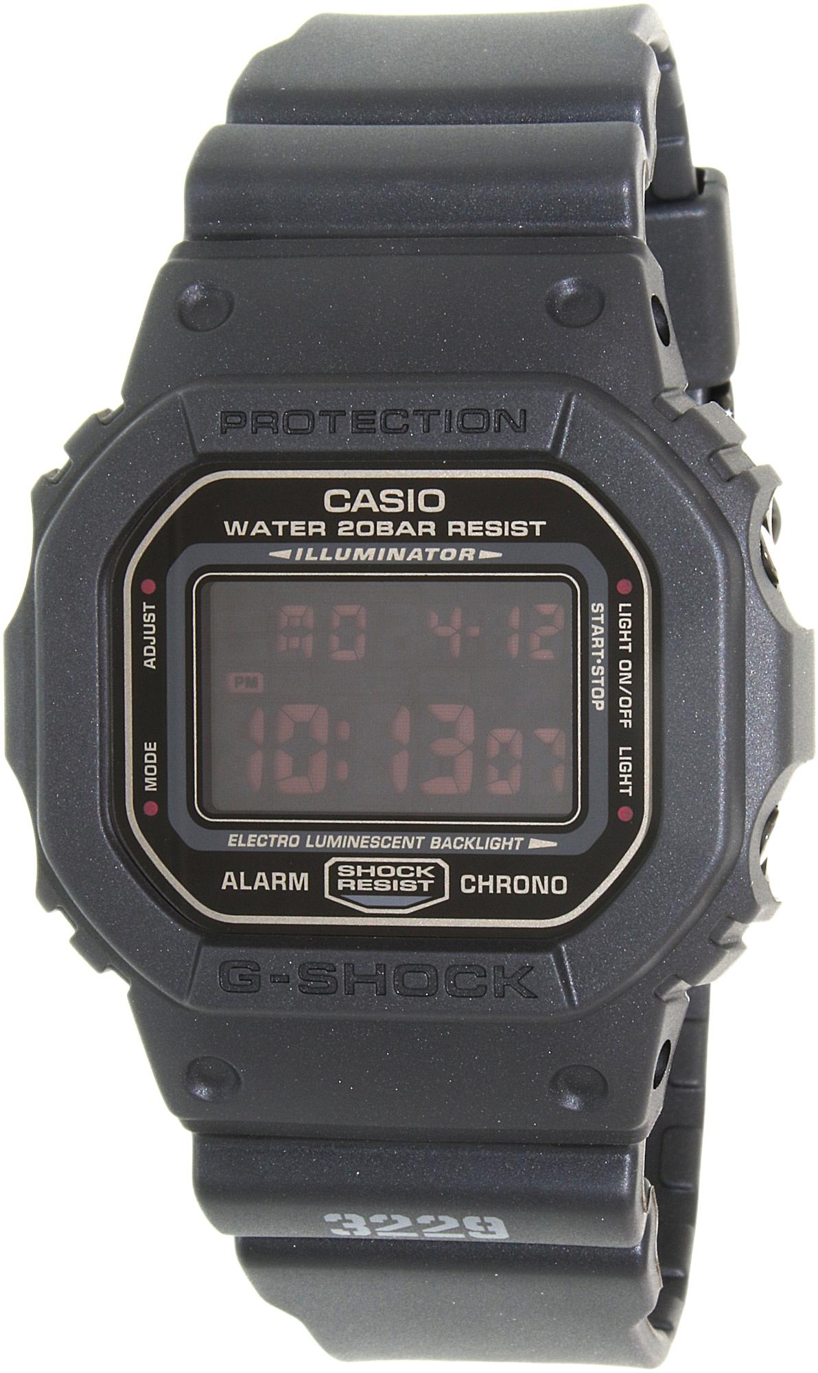 Casio_Mens_GShock_DW5600MS1_Black_Resin_Quartz_Sport_Watch