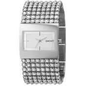 Dkny Women's NY4661 Silver Stainless-Steel Quartz Watch
