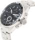 Fossil Men's Decker CH2600 Silver Stainless-Steel Analog Quartz Watch - Side Image Swatch