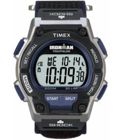 Timex Men's Ironman T5K198 Digital Nylon Quartz Watch