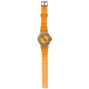 Dakota Women's 9685-3 Orange Plastic Quartz Watch