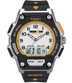 Timex Men's Ironman T5K200 Digital Resin Quartz Watch