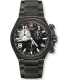 Victorinox Swiss Army Men's CONVOY 241255 Black Titanium Swiss Quartz Watch - Main Image Swatch